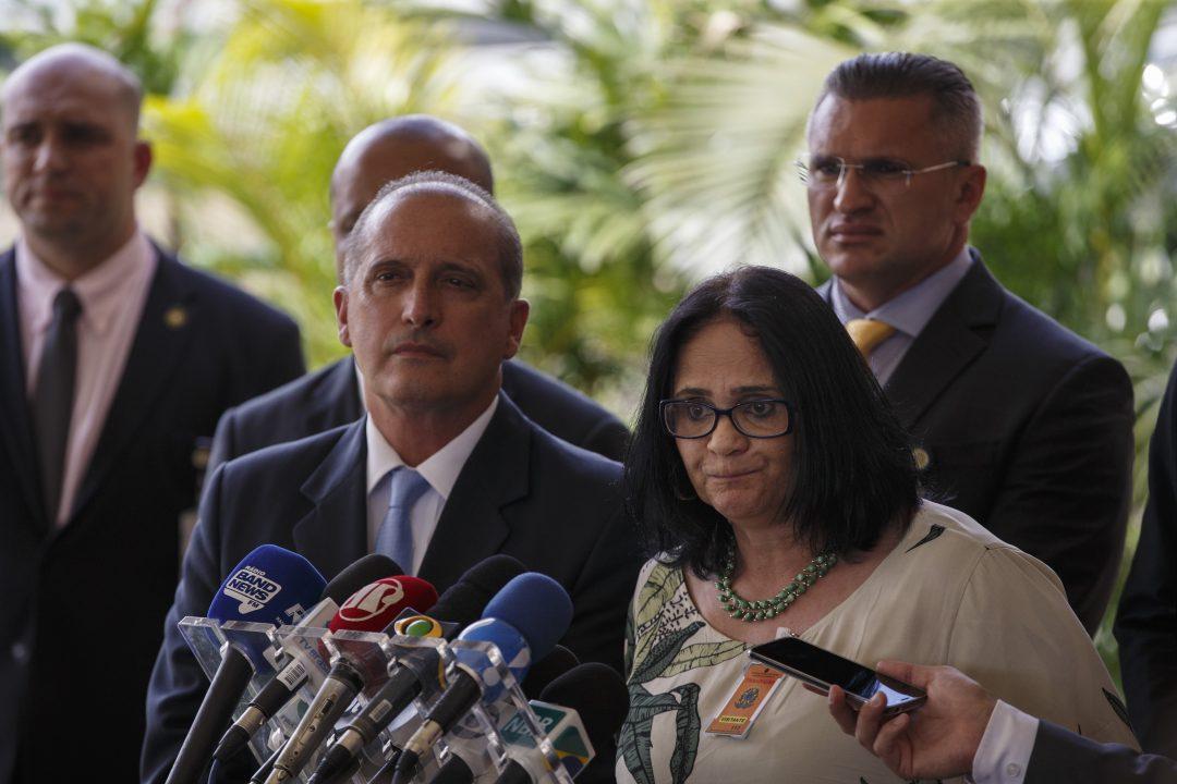 A futura ministra Damares Alves (Foto: Daniel Marenco/Agência O Globo)