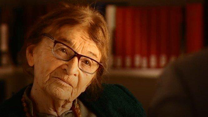 Aos 89 anos, filósofa húngara Ágnes Heller, que sobreviveu ao Holocausto e ao comunismo, vê premiê húngaro Viktor Orbán como um novo tirano Foto- Reprodução : O Globo