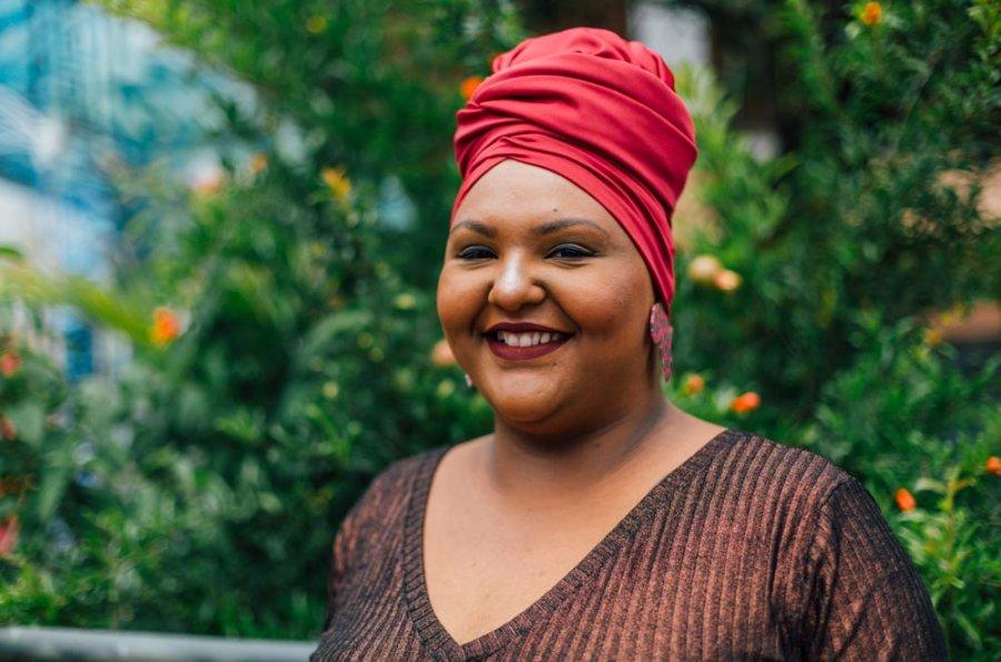 Michelle Fernandes, a dona do poder de transformar mulheres em rainhas africanas