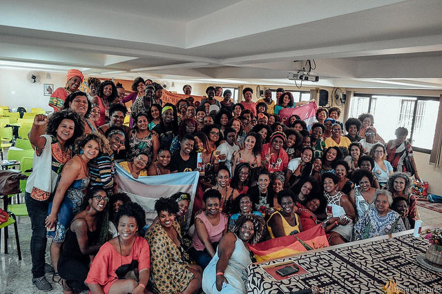 Encontro Estadual de Mulheres Negras de Minas Gerais aconteceu em setembro deste ano : Helen Lagares