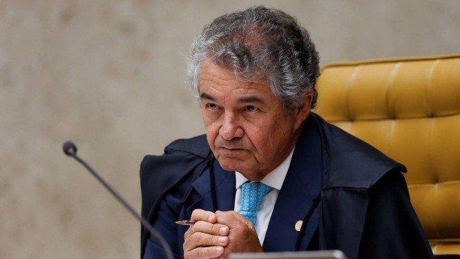 'Quem está preso, sem a culpa formada, tem de ser solto', diz ministro Marco Aurélio