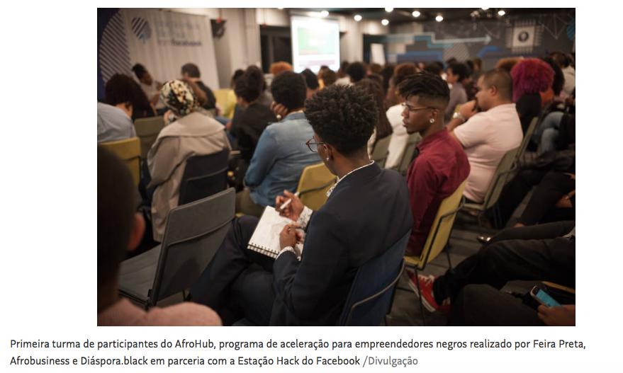 Aceleração para empreendedores negros gera conexão e autoconhecimento