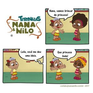 Projeto divulga cultura afro-brasileira para crianças