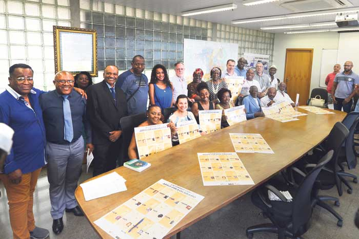 Comunidade Negra lança calendário Afro-Piracicabano para 2019