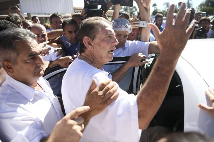 João de Deus: mais de 200 mulheres procuraram o MP para denunciar abusos (Marcelo Camargo/Agência Brasil)