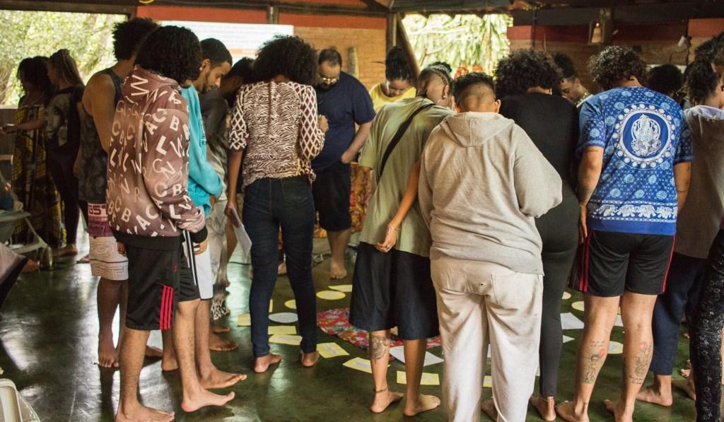 Fortalecendo o Corre: jovens fazem imersão em Brasília