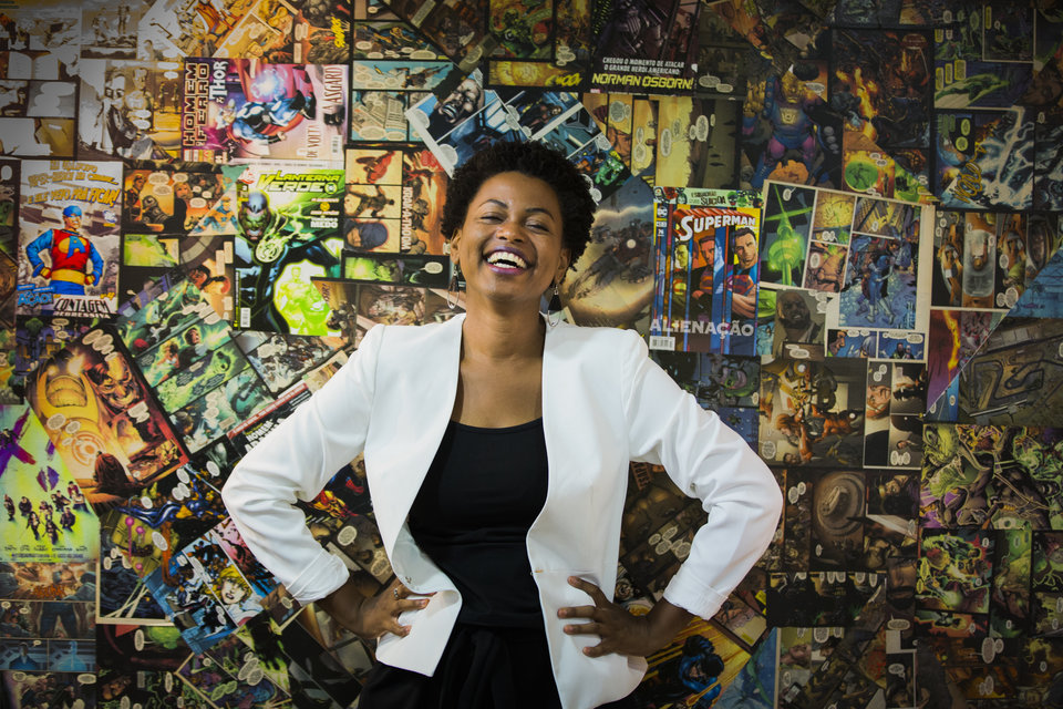 Gabriela Anastácia, a mulher que acolhe mães para difundir educação empreendedora