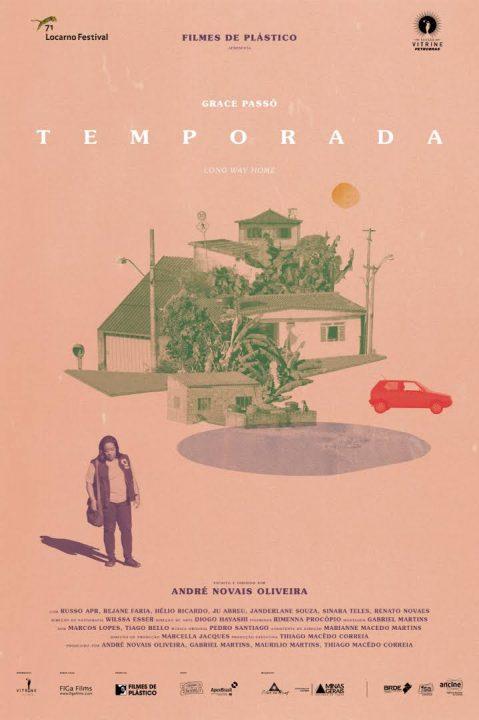Cartaz do filme Temporada (Divulgação)