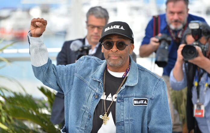 Foto de Spike Lee via Shutterstock