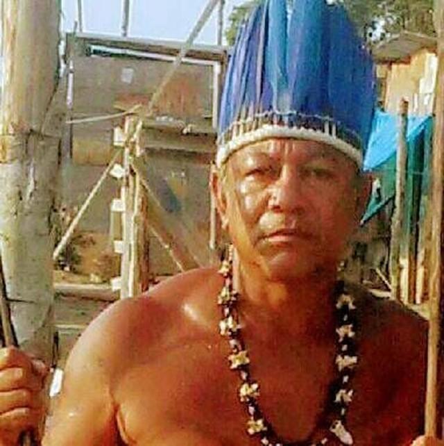 Cacique da etnia Tukano é morto a tiros na frente da família, em Manaus
