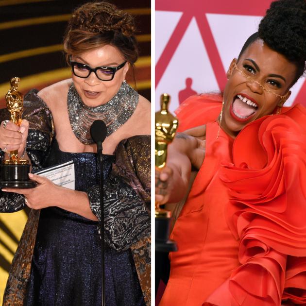 Ruth E. Carter  e Hannah Beachler da produção de 'Pantera Negra' fazem história no Oscar 2019
