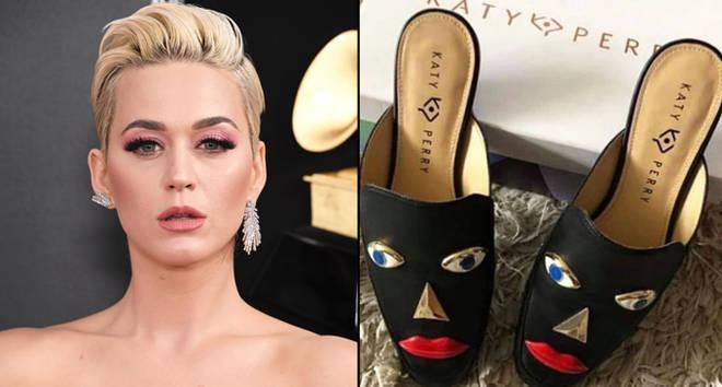 Katy Perry é acusada de racismo e tem linha de sapatos retirada do mercado