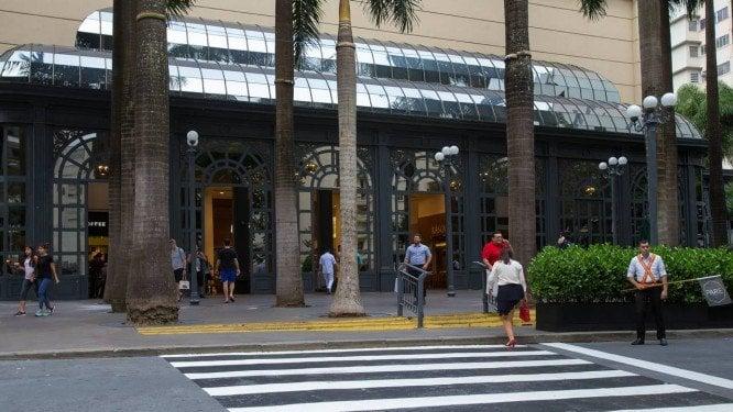 Shopping de área nobre de SP quer apreender crianças de rua e entregar para PM