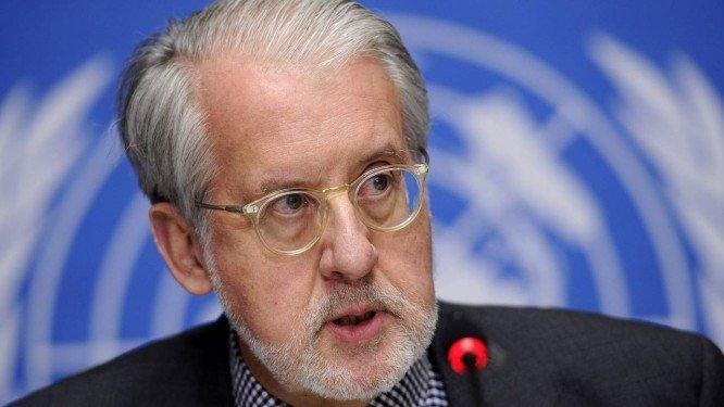 Paulo Sérgio Pinheiro, presidente da Comissão