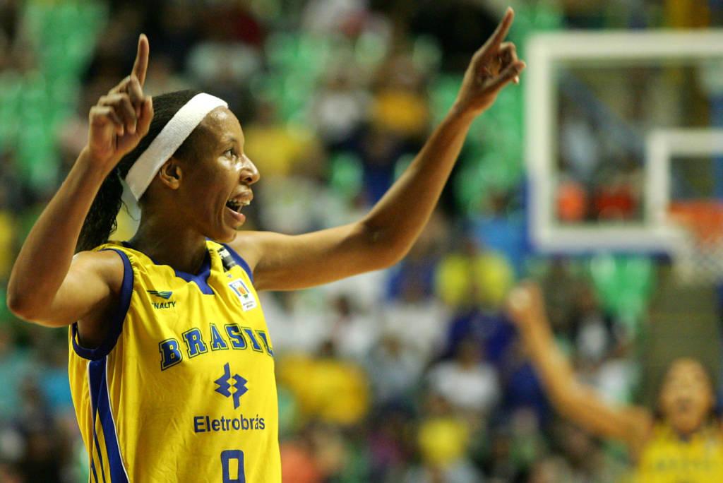 Campeã Mundial em 94, Janeth vai integrar Hall da Fama do basquete