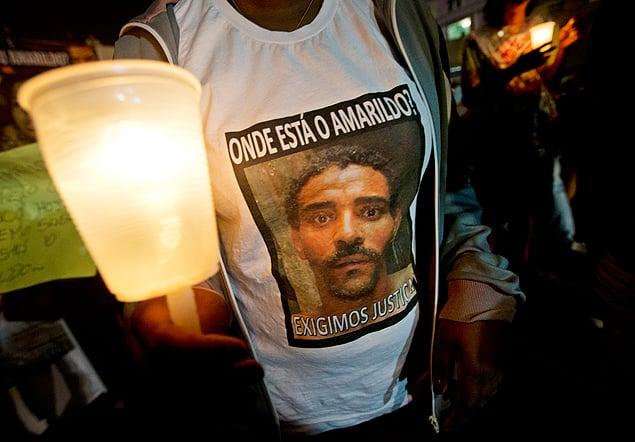 Justiça arquiva investigação contra PMs suspeitos de ocultarem o corpo de Amarildo na Rocinha