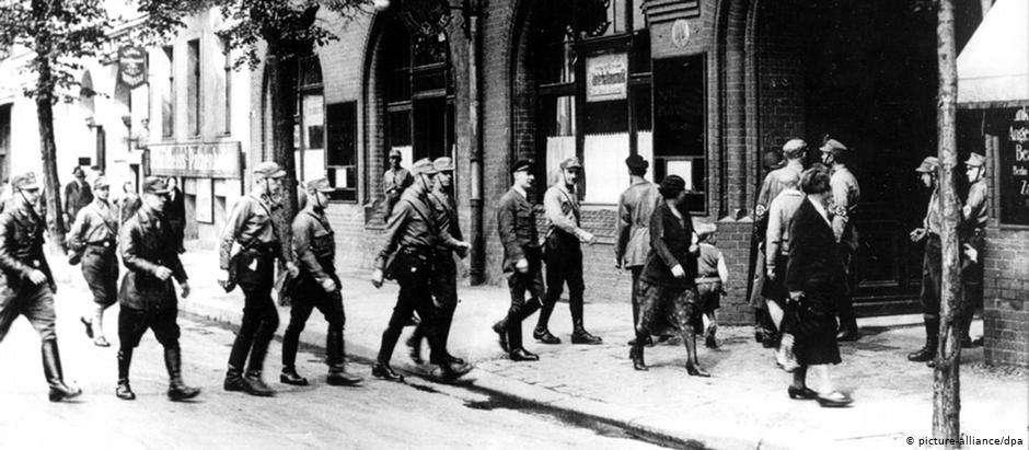 As origens ideológicas do nazismo