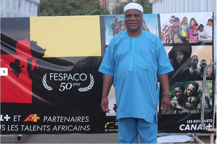 Prof. Dr. Babalawô Ivani Ribeiro na Fespaço em Burquina Faso - Imagem: SapoCultural