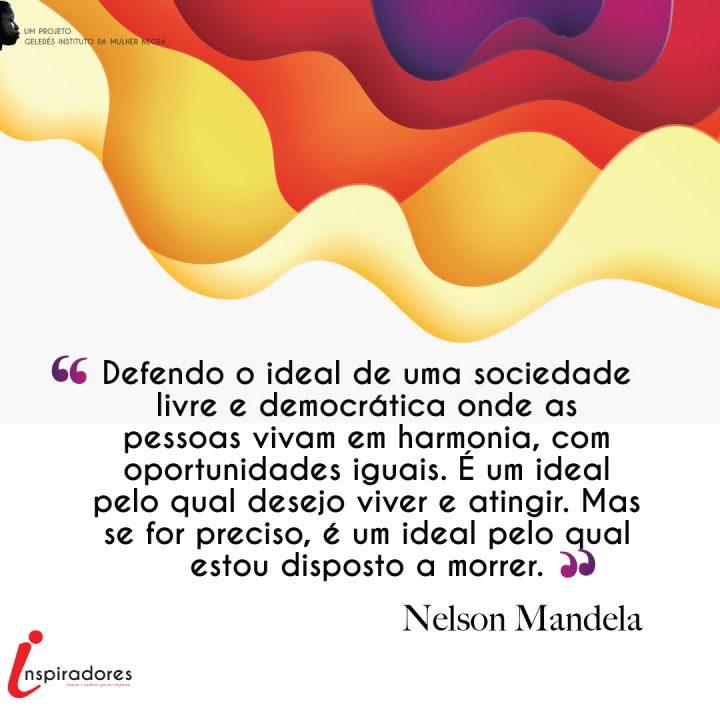 Discurso do Nelson Mandela na Cidade do Cabo após sair da prisão