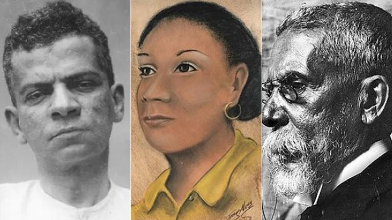 Conheça 5 brasileiros negros famosos que foram retratados como brancos