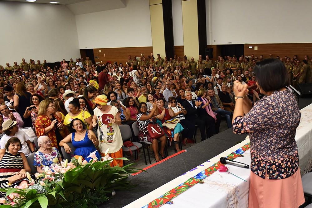 Governadora do RN anuncia plantão 24h na Delegacia da Mulher e núcleo especializado de investigação de feminicídios