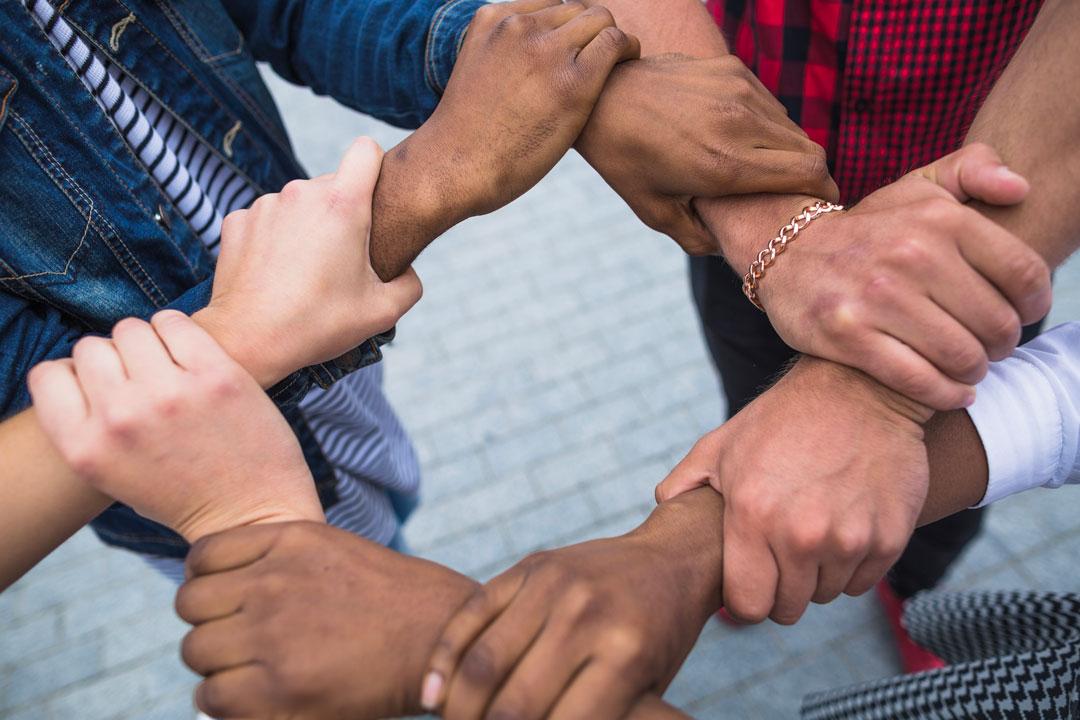 Sem união não haverá evolução