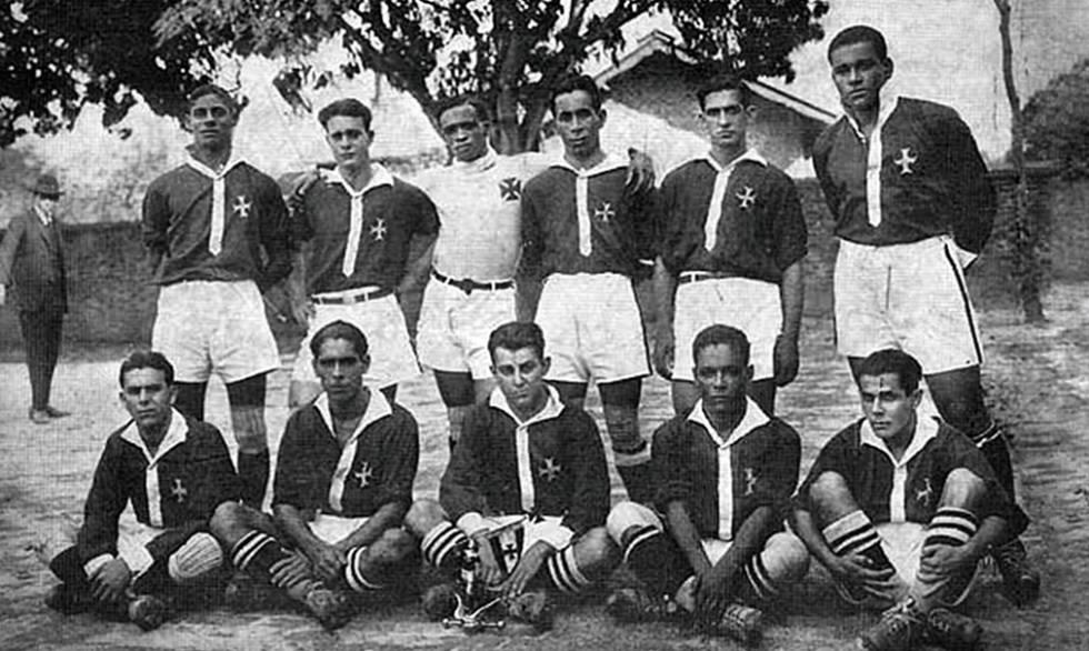 Vasco da Gama, o clube que abriu as portas do futebol para os negros