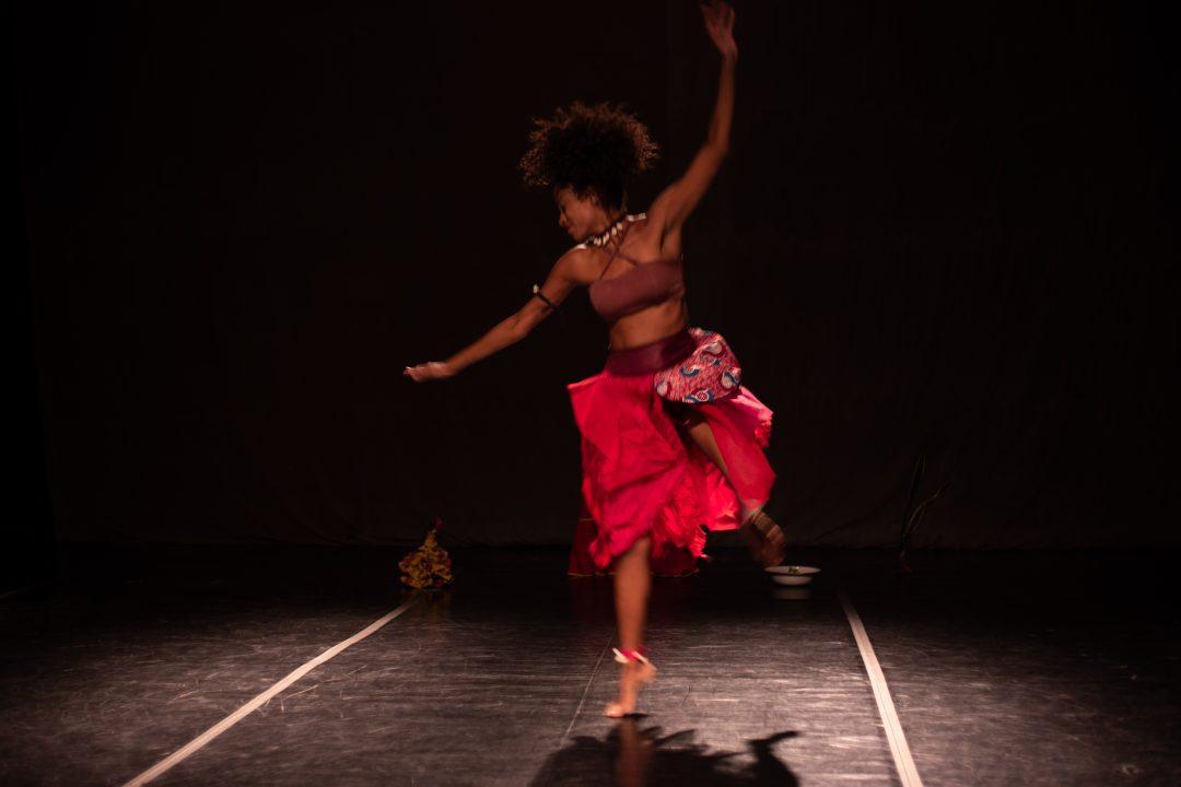 Sesc EntreDança  2019 : O corpo negro narrativas autorais