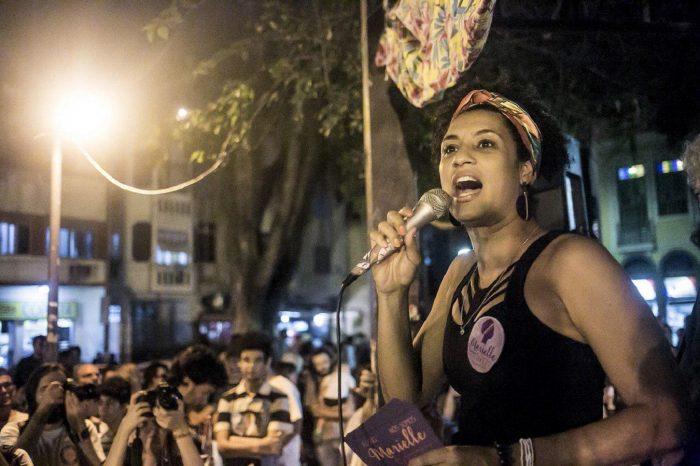 Paris vai ter espaço público em homenagem a Marielle Franco