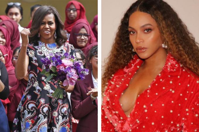 Michelle Obama agradece Beyoncé pelo documentário 'Homecoming' da Netflix