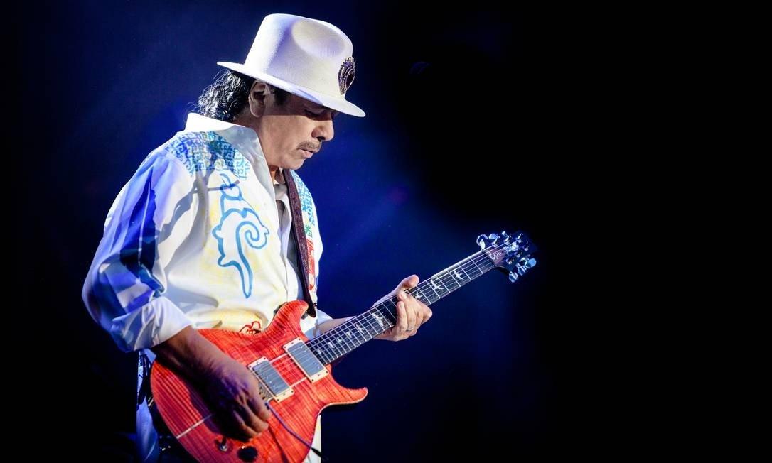 Santana celebra a África em disco: 'Mandei essas músicas para Prince, Eric Clapton, Sting... E nunca tive resposta'