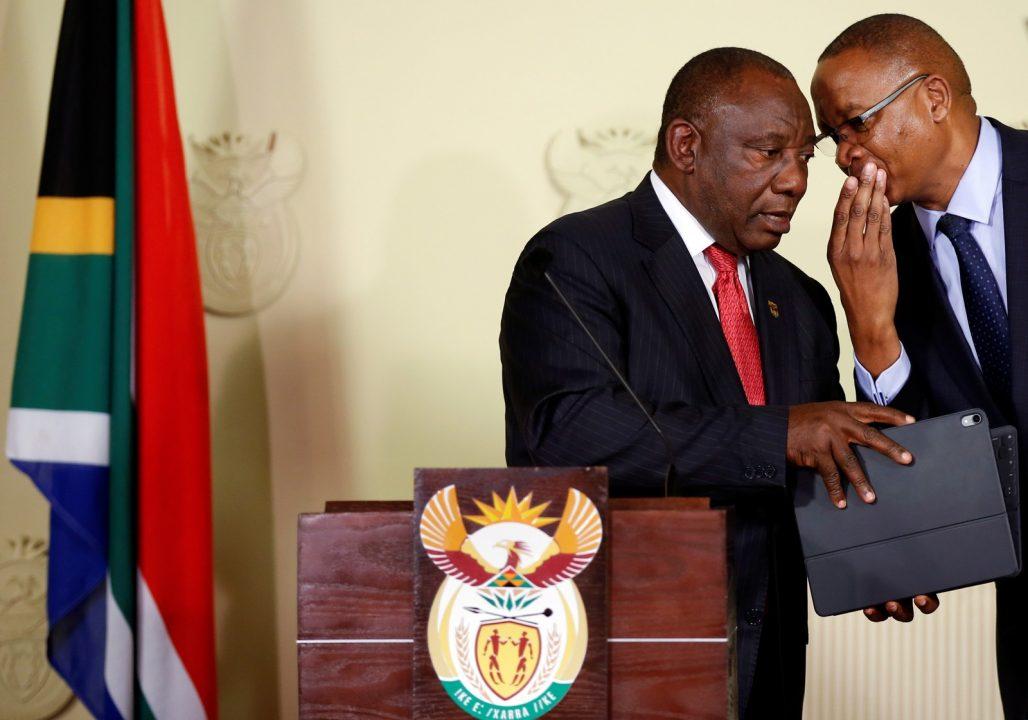Metade dos ministérios da África do Sul será comandada por mulheres