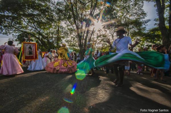 Cotia realiza mais uma edição da tradicional Congada de São Benedito nos dias 11 e 12 de maio