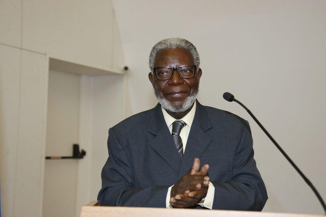 Professor Kabengele Munanga será homenageado na Faculdade de Direito da USP, no dia 13 de maio