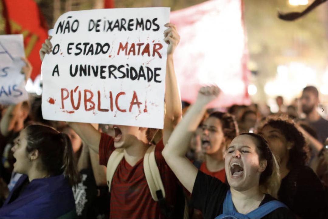 MEC abandona pacto de direitos humanos que envolve 333 instituições de ensino superior