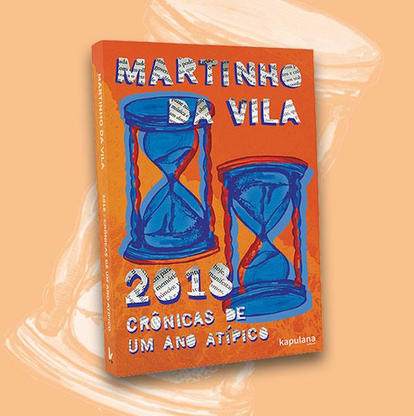 Kapulana lança livro com crônicas inéditas de Martinho da Vila