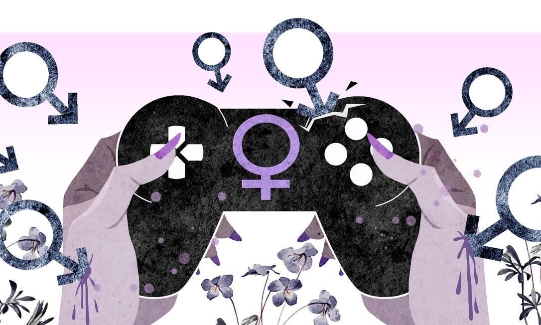 Mulheres são maioria entre os gamers, mas jogos eletrônicos continuam reproduzindo machismo