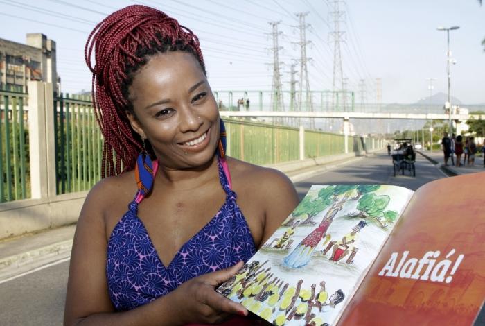 Obra retrata princesa negra guerreira para ser referência na literatura