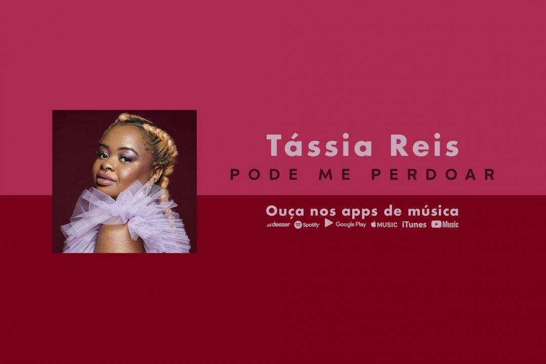 """Tássia Reis faz as pazes com o passado em novo single """"Pode Me Perdoar"""""""