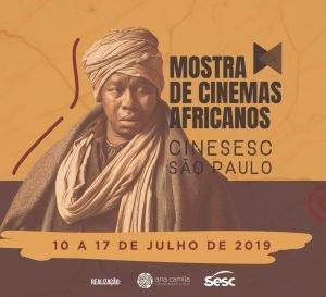 Divulgação da Mostra de cinema africanos