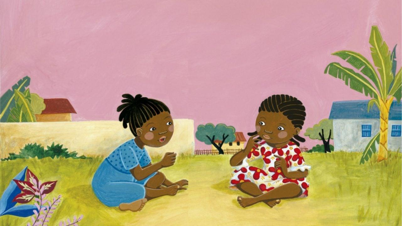 Livro infantil reúne brincadeiras de 20 países africanos