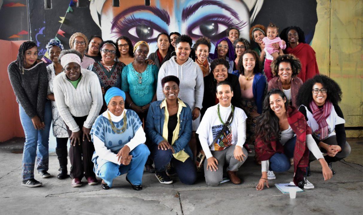 Zona leste de SP recebe curso de formação política para mulheres negras