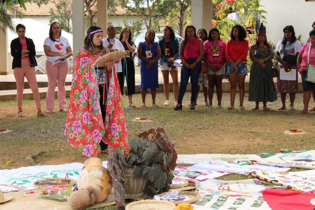 """""""As mulheres do Cerrado estão em pé e em luta"""", afirmam em encontro nacional"""