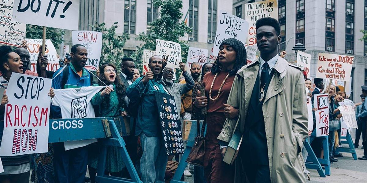 Série sobre jovens negros presos injustamente em NY estreia na Netflix