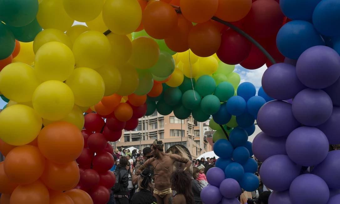 Da prisão ao casamento: as relações homoafetivas em nove países das Américas.
