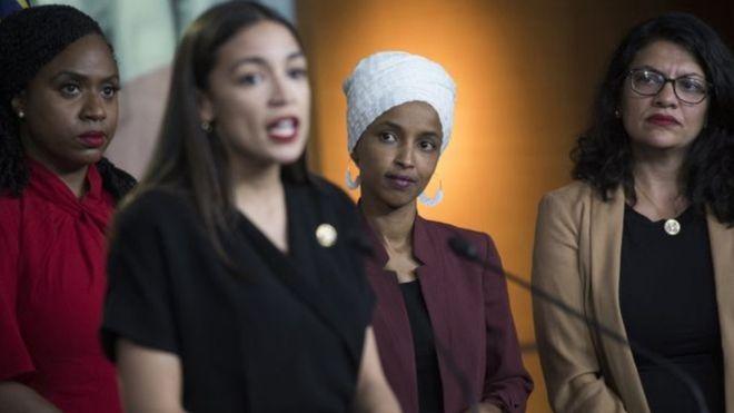 Quem são as 4 jovens congressistas que Trump atacou com mensagens consideradas racistas