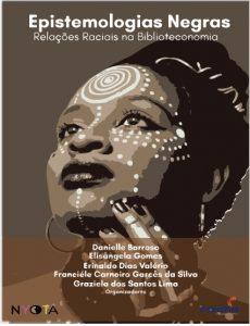 Capa do livro Epistemologias Negras