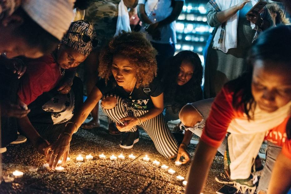 Em Israel, população etíope sofre forte discriminação racial