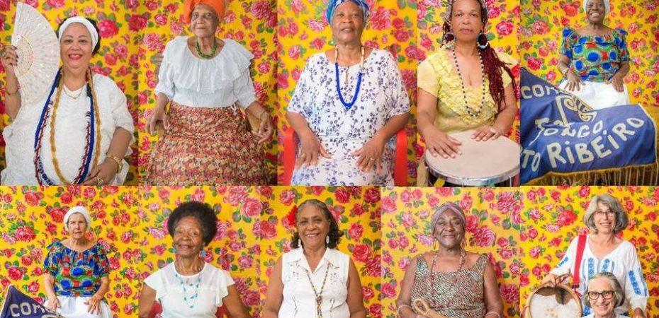 Projeto 'Matriarcas' retrata o universo de mulheres ligadas às culturas populares
