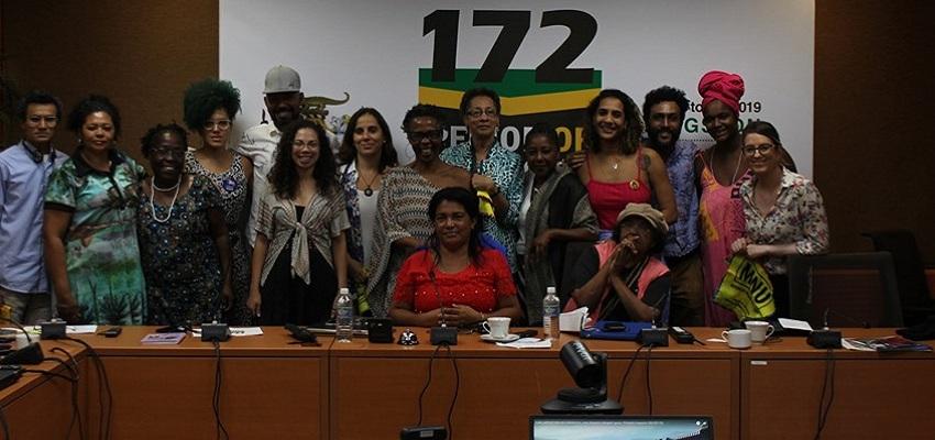 Movimento negro faz denúncia internacional dos decretos de armas de Bolsonaro